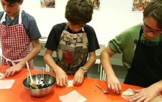 Adolescents cuina