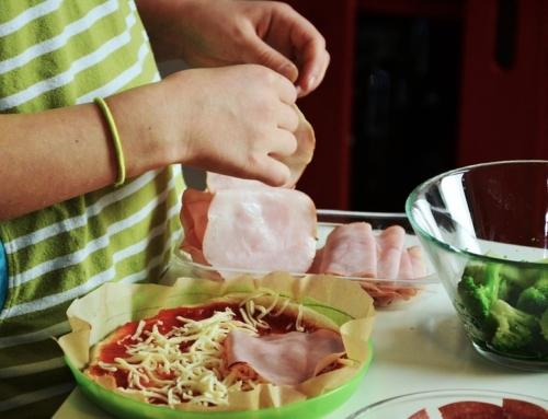 Sortegem 8 places per un taller infantil de cuina saludable