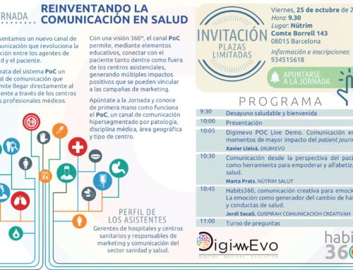 Jornada: Reinventant la comunicació en salut
